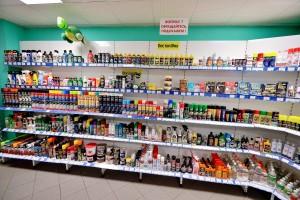 Магазин на Берёзке