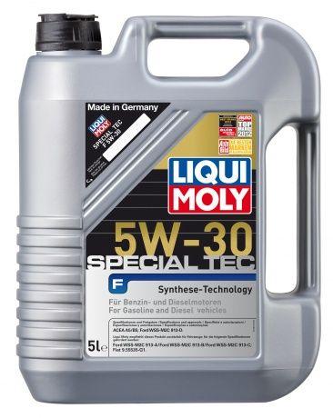 Масло моторное LIQUI MOLY Special Tec F A5/B5 SAE 5W30 5л (синтетика)