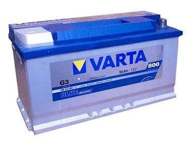 Аккумулятор VARTA Blue  6СТ-95 о/п