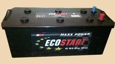Аккумулятор ECOSTART 6СT-190 п/п