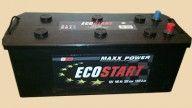 Аккумулятор ECOSTART 6СT-225 п/п