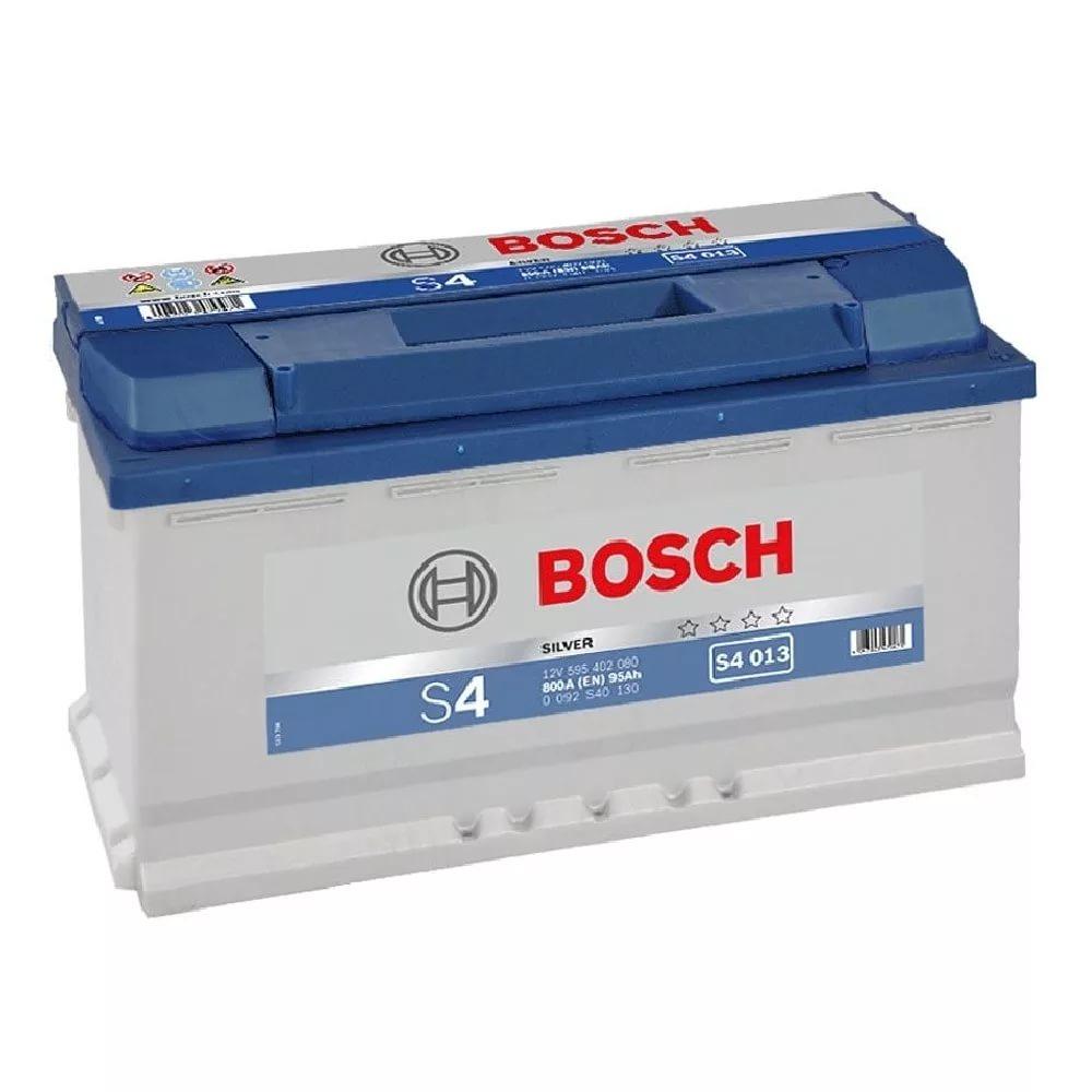 Аккумулятор BOSCH 95Ah S4 о/п