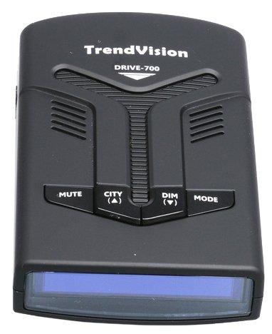 Радар TRENDVISION Drive 700 детектор все диапазоны