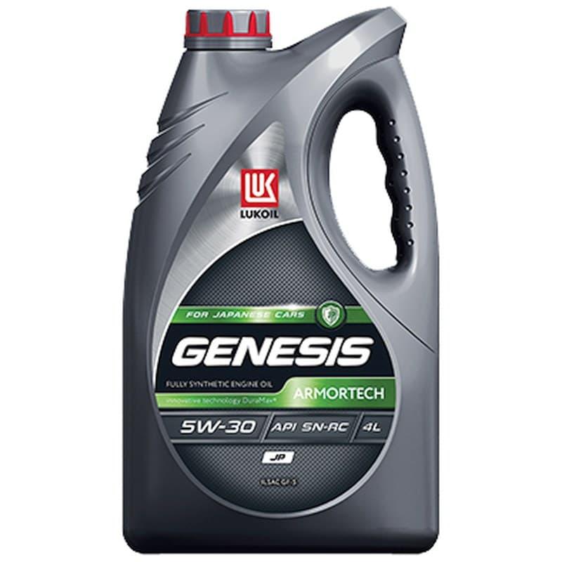 Масло моторное ЛУКОЙЛ GENESIS GLIDETECH SN/CF SAE 5W30 4л (синтетика)