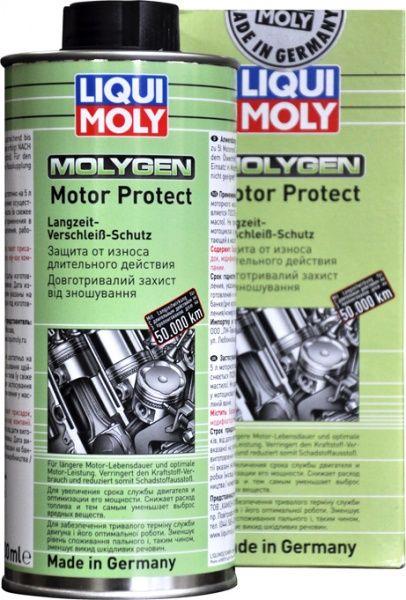 Присадка LIQUI MOLY для защиты двигателя 500мл