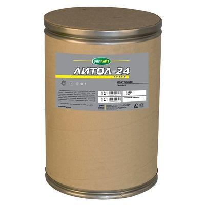 Смазка ОИЛРАЙТ Литол-24 пластичная 21кг
