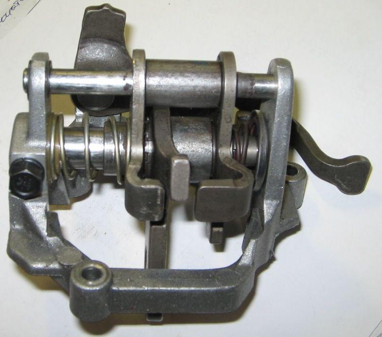 Фото №11 - механизм выбора передач ВАЗ 2110