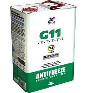 Антифриз ХАДО G11 4л (концентрат)