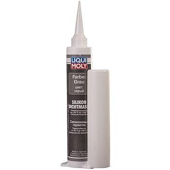 Герметик LIQUI MOLY силиконовый (серый) 80мл