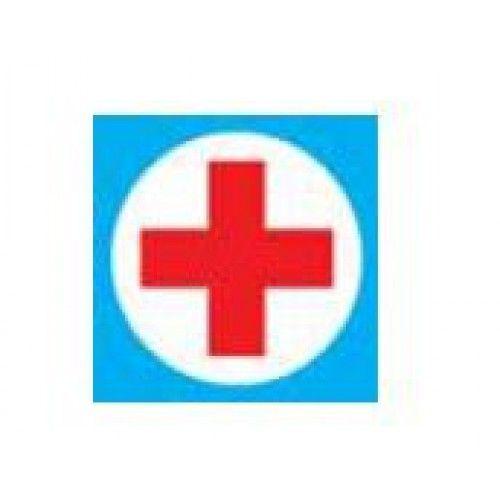 Красный крест своими руками