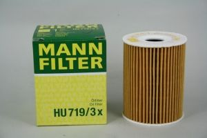 Фильтр масляный MANN HU719/3x