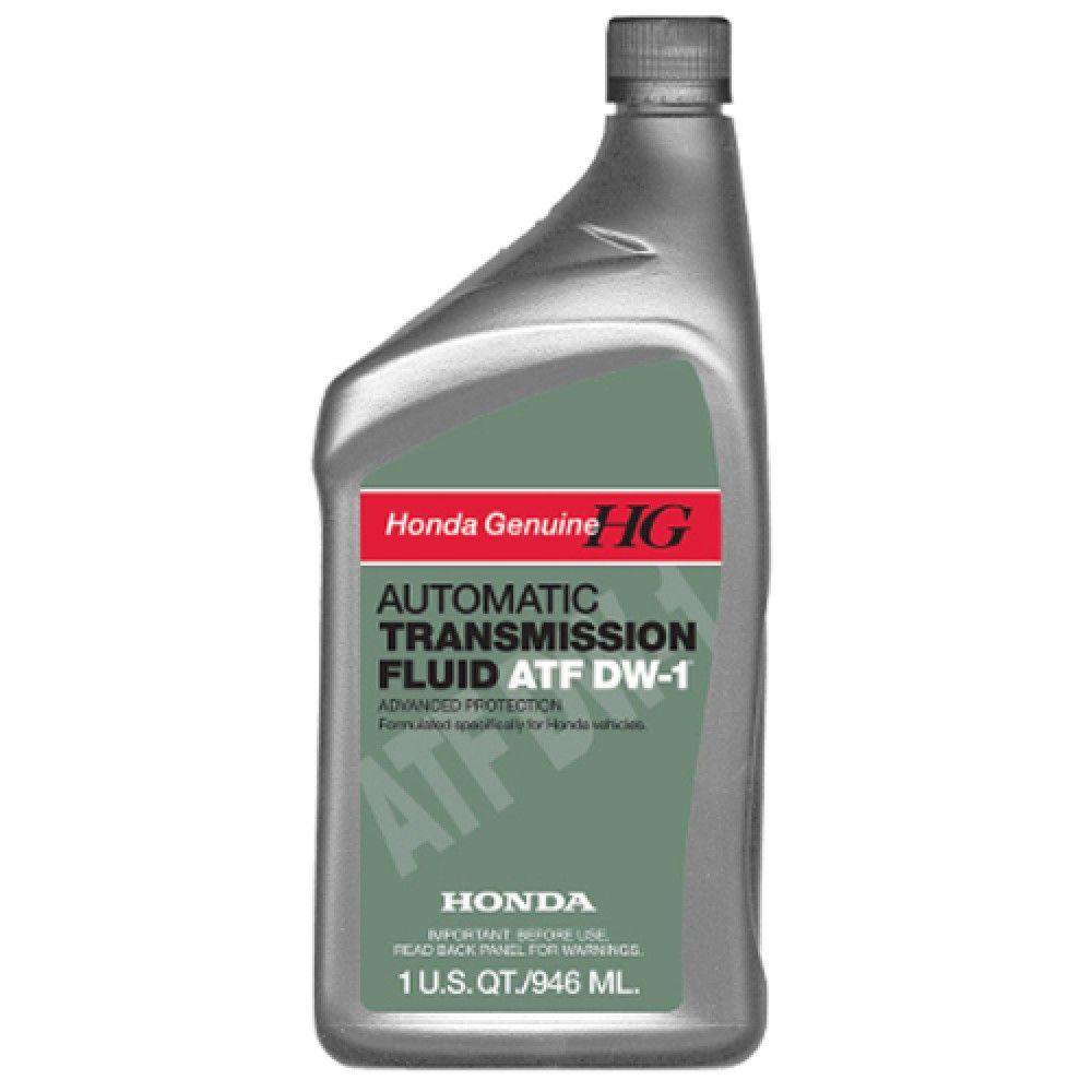 Масло трансмиссионное HONDA АТF DW-1 для АКПП 946мл