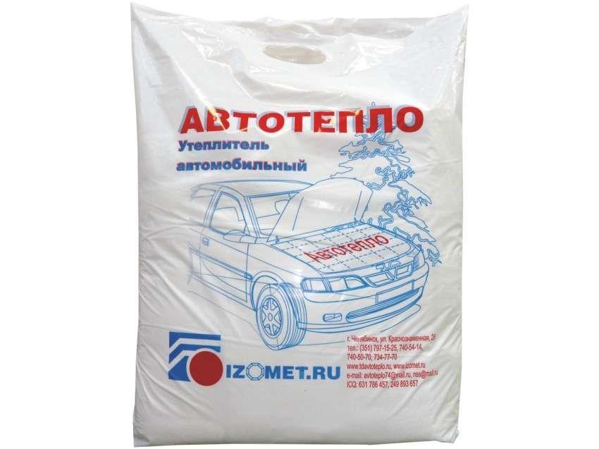 """Утеплитель на двигатель """"АвтоТепло"""" №4"""