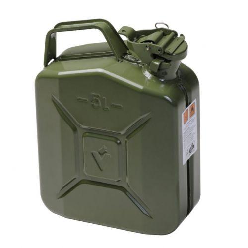Канистра металлическая для топлива  5л