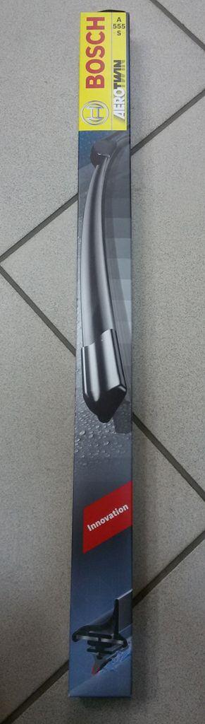 Щетка стеклоочистителя BOSCH Аэротвин 600/400мм(2шт) А555S