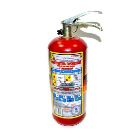 Огнетушитель ОП-2 (3) ABCE