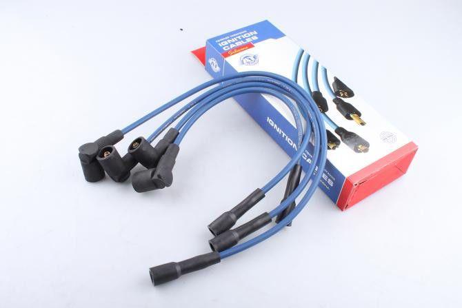 Провода AT (AUTO TECHNOLOGIES) высоковольтные силикон AT 316S комплект