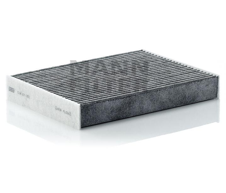 Фильтр салонный MANN CUK 27 001