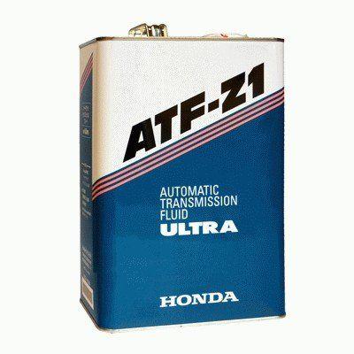 Масло трансмиссионное HONDA Ultra ATF-Z1 4л (полусинтетика)