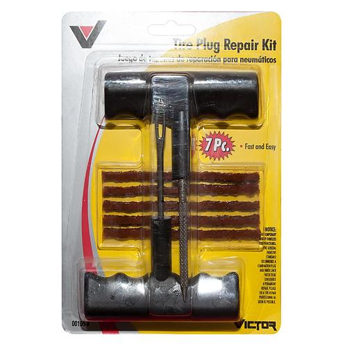 Набор VICTOR V106  для ремонта бескамерных шин (5 жгутов)