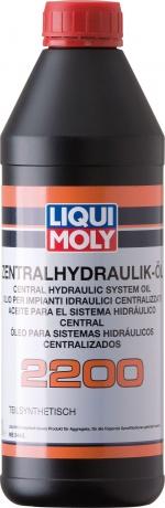Жидкость LIQUI MOLY гидравлическая 2200 1л (полусинтетика)
