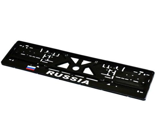 """Рамка AVS для номерного знака """"РОССИЯ"""" RN-03"""