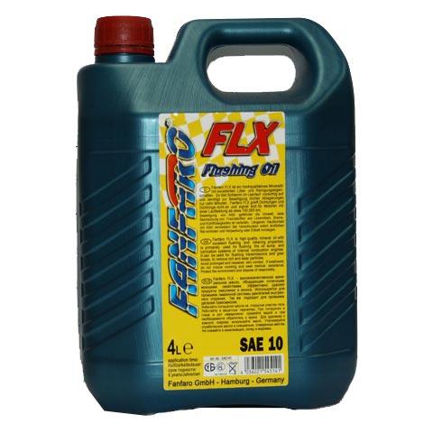 Масло промывочное FANFARO FLX 4л (минеральное)