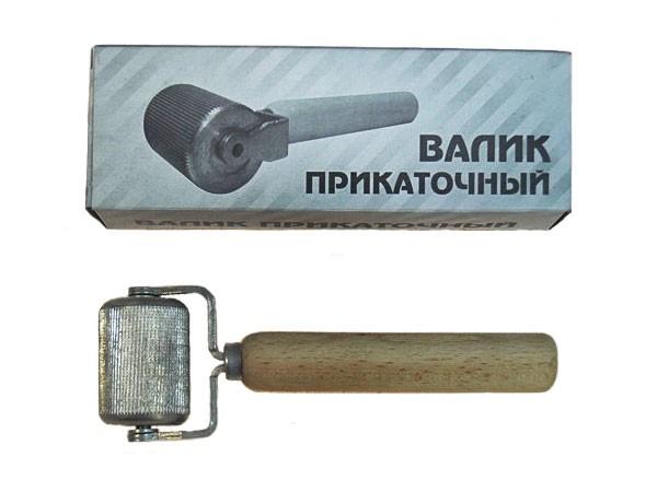 Валик прикаточный для монтажа виброизоляционных материалов малый