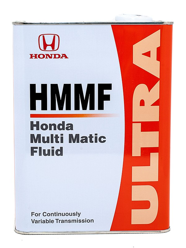 Жидкость HONDA HMMF Ultra Multi Magic Fluid для вариаторов 4л