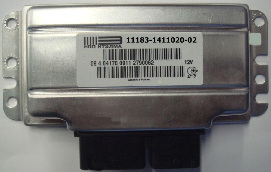 Блок управления ВАЗ-1118