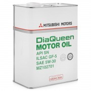 Масло моторное MITSUBISHI DiaQueen SN/GF 5W30 4л