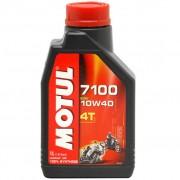 Масло моторное MOTUL 7100 4Т SAE 10W40 1л (синтетика)