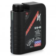 Масло моторное LIQUI MOLY Motorrad 4T SAE 10W40 1л (синтетика)
