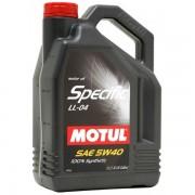 Масло моторное MOTUL Specific LL-04 SAE 5W40 5л (синтетика)