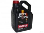 Масло моторное MOTUL 8100 Eco-nergy SAE 5W30 5л (100%синтетика)