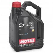 Масло моторное MOTUL Specific Dexos 2 SAE 5W30 5л (100%синтетика)