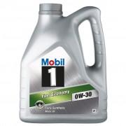 Масло моторное MOBIL 1 FUEL ECONOMY SAE 0W30 4л (синтетика)