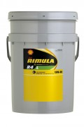 Масло моторное SHELL RIMULA R4SAE 15W40 20л