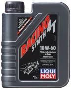 Масло моторное LIQUI MOLY Raсing Synth 4T SAE 10W60 1л (синтетика)