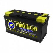 Аккумулятор TYUMEN Standart 6СТ-100 о/п