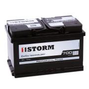 Аккумулятор STORM Power 72 о/п (низкий) 700А