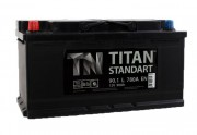 Аккумулятор TITAN Standart 6CT-90,1 п/п