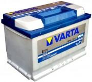 Аккумулятор VARTA Blue Asia E11 6СТ-74 о/п