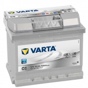 Аккумулятор VARTA Silver  6СТ-52 о/п