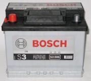 Аккумулятор BOSCH 56Ah S3 S30 060 п/п