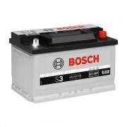 Аккумулятор BOSCH 70Ah S3 S30070 о/п