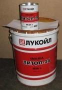 Смазка ЛУКОЙЛ Литол-24 барабан КНБ 22л (17кг)