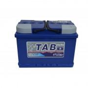 Аккумулятор TAB Polar Blue 6СТ-75 о/п