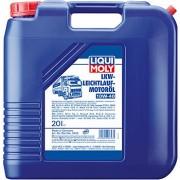 Масло моторное LIQUI MOLY0 LKW-Leichtl Basic 10W40 20л (синтетика)