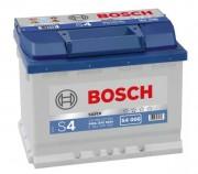 Аккумулятор BOSCH 60Ah S4 S40060 п/п